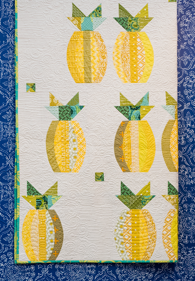 Pineapple Quilt by Sew Kind of Wonderful