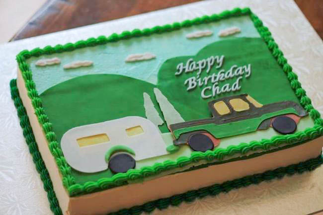 Cake by Bluprint User Maggie Hrushowy | Bluprint