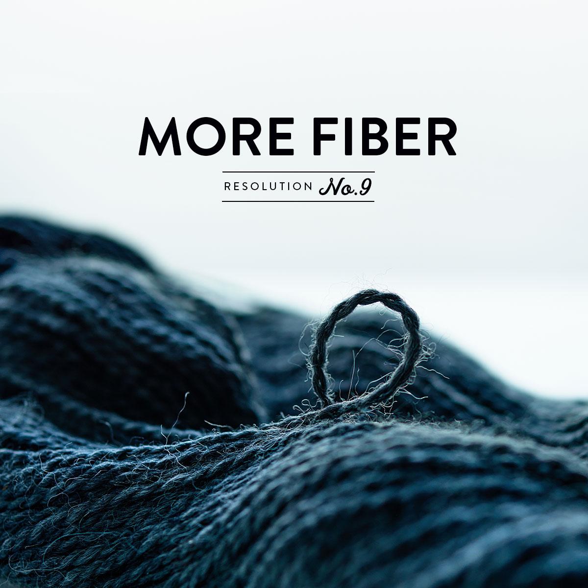 More Fiber
