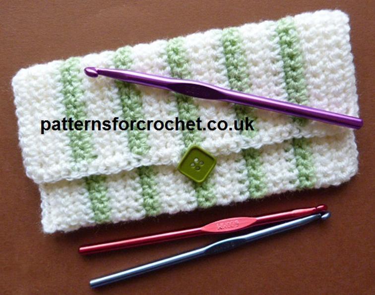 Crochet Hook Pouch