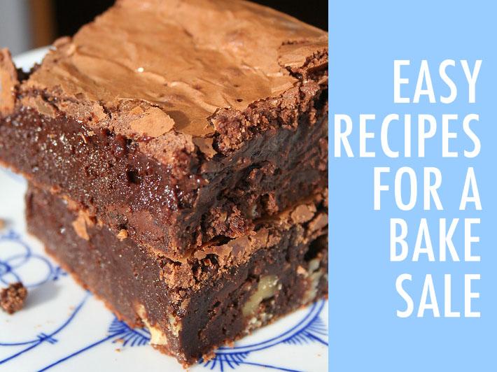 Best Bake Sale Recipes