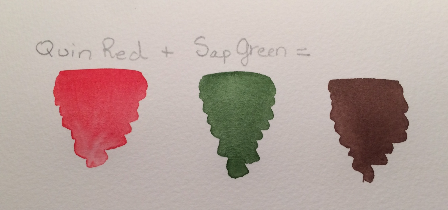 Red and Green Make Brown