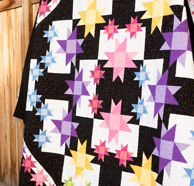 Quilter's Quandary Quilt Kit