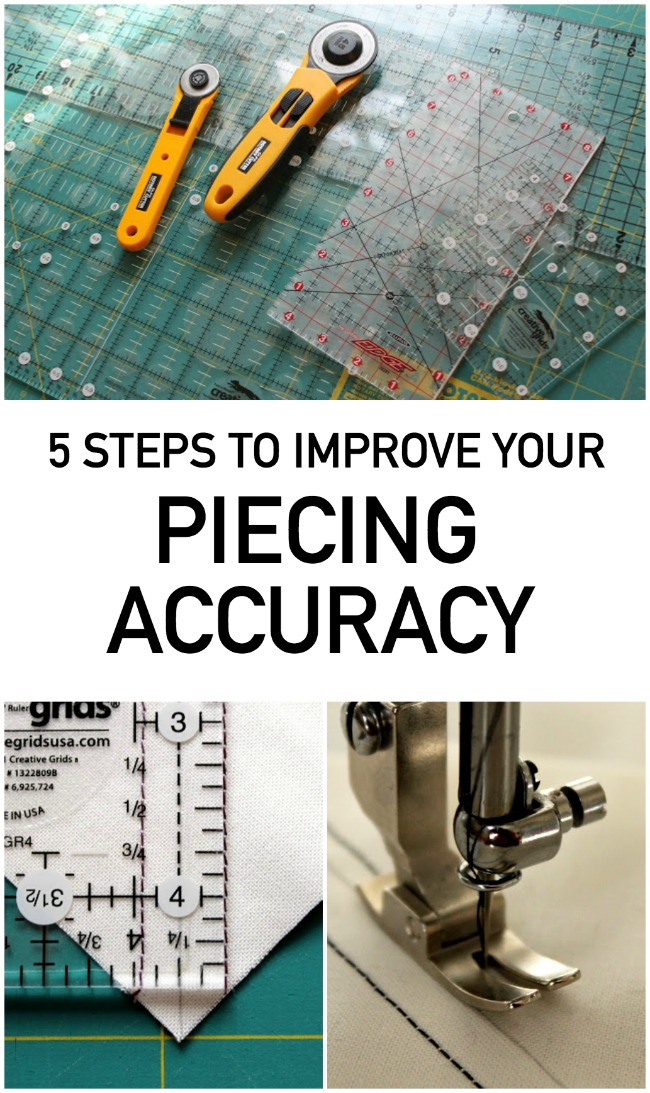 Improve Your Piecing Accuracy