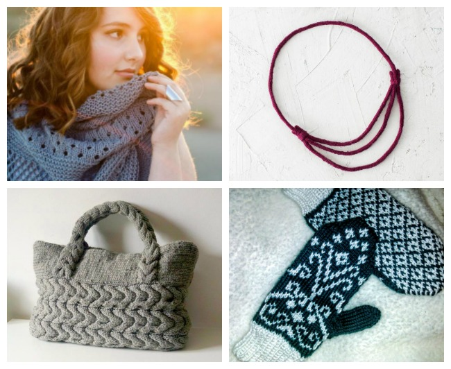 Selfish Post-Holiday Knitting Patterns
