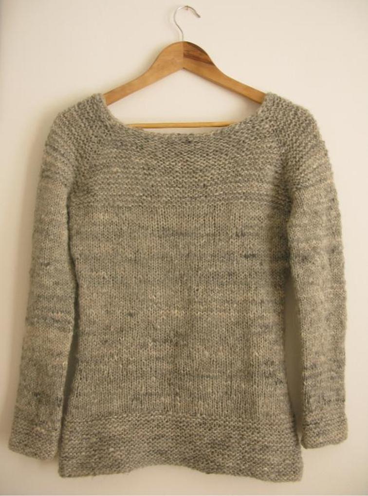 Caora Sweater Knitting Pattern