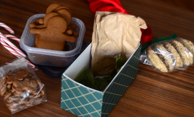 How to Pack and Ship Holiday Cookies