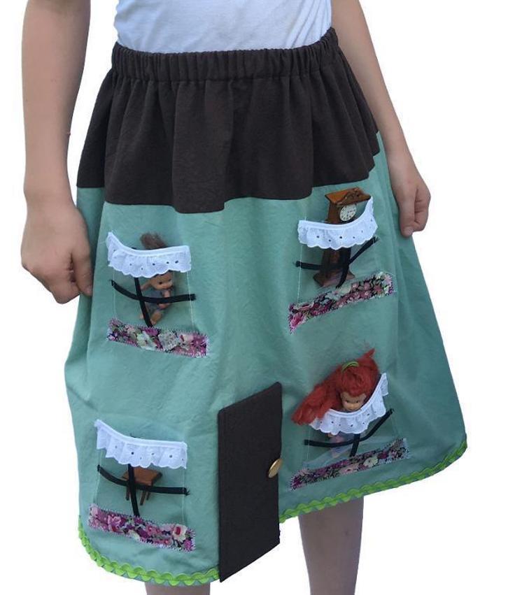 dollhouse skirt