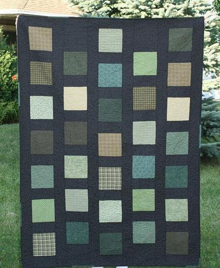 Fair and Square Quilt