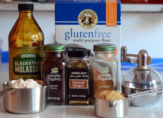 How to Make Gluten Free Gingerbread Men