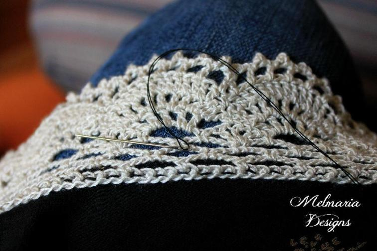 intricacy lacy edging
