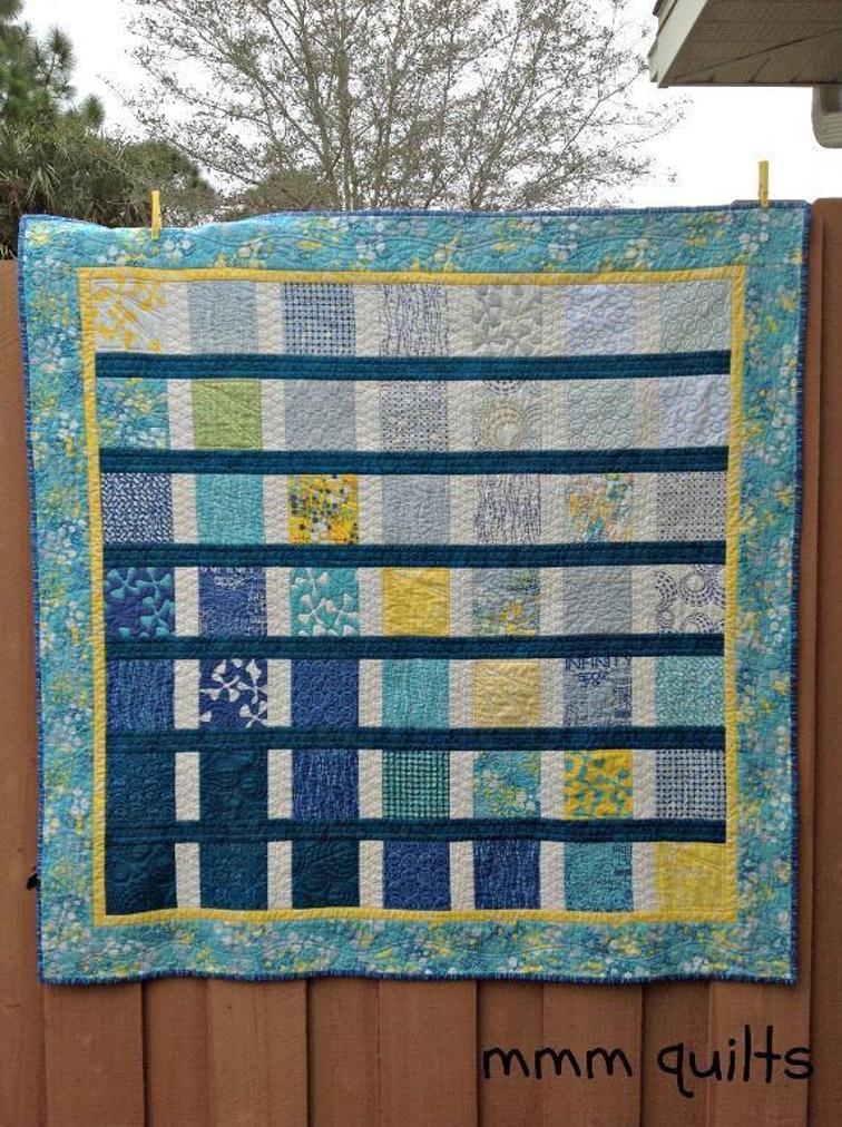 Pocket Full of Sunshine Quilt