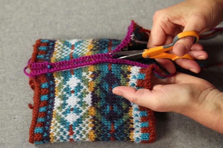 Steeking Your Knitting