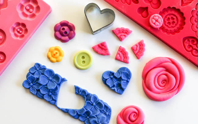 Creative Uses For Fondant Molds | Erin Gardner