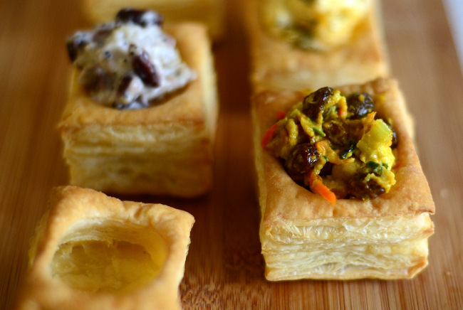 How to Make Vol Au Vents