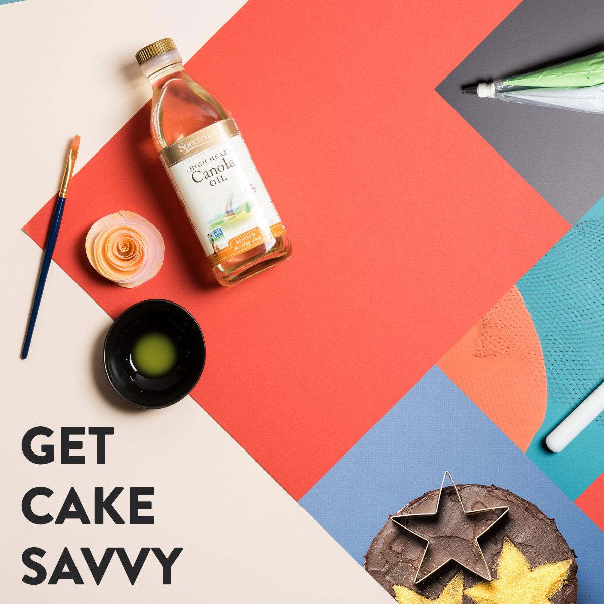 Get Cake Savvy