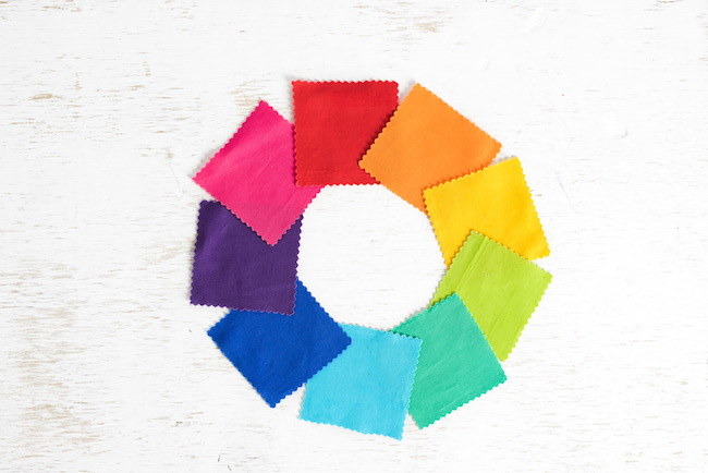 Boundless Solids Color Wheel