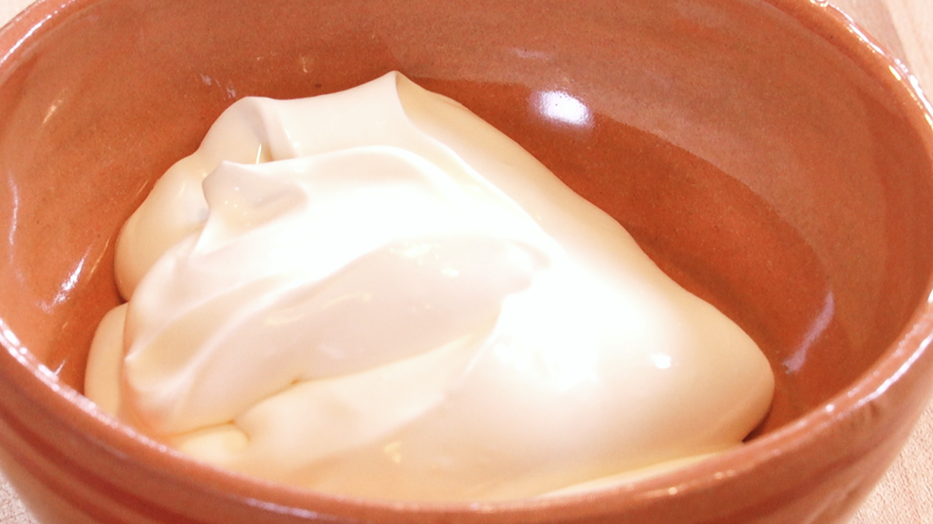Homemade Mexican Crema
