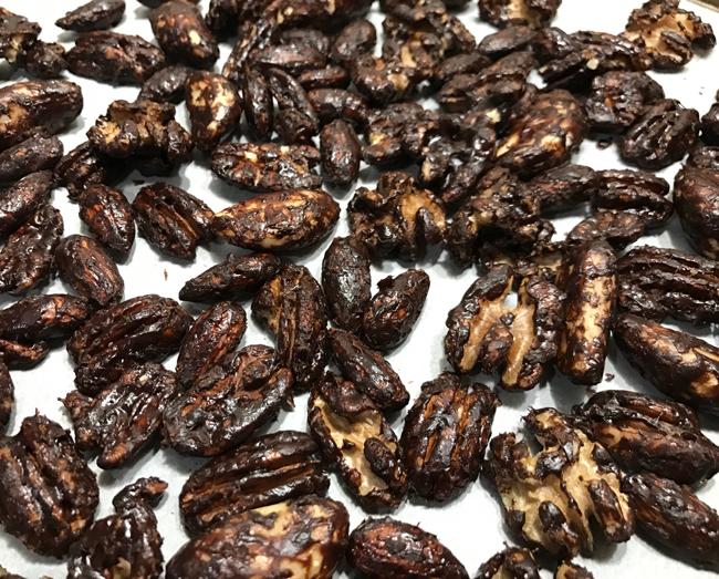 cocoa chipotle mix