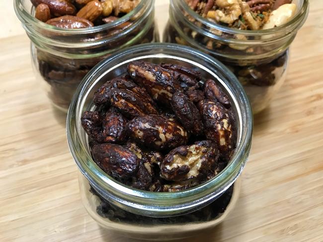 cocoa chipotle mix jar