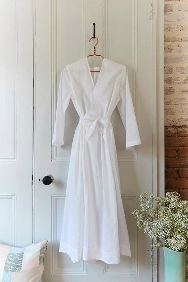 Dressing Gown Sewing Pattern