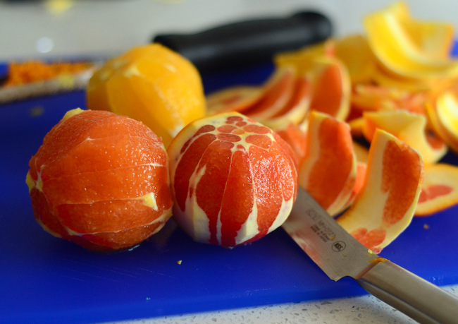 How to Bake and Cook with Oranges and Citrus Fruits