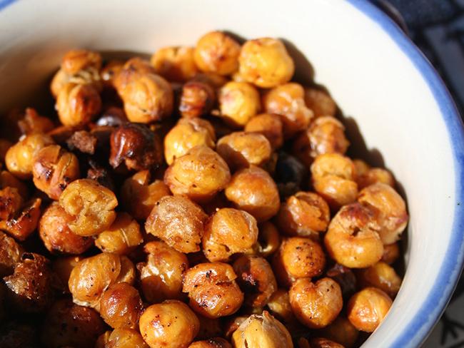 Roasted Garbanzo Beans