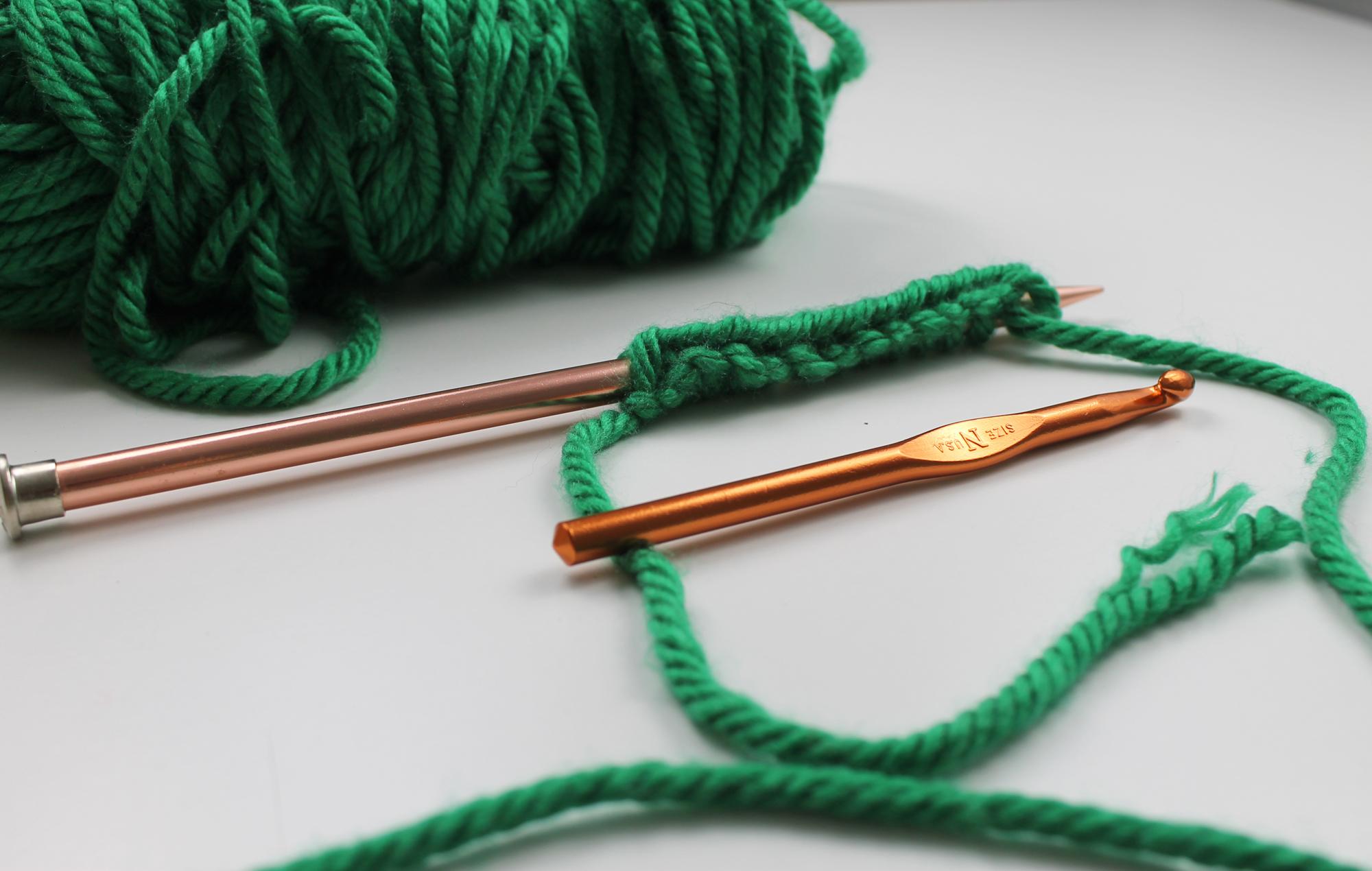 Crochet cast-on tutorial