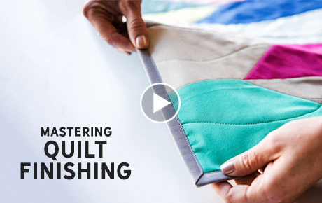 Mastering Quilt Finishing