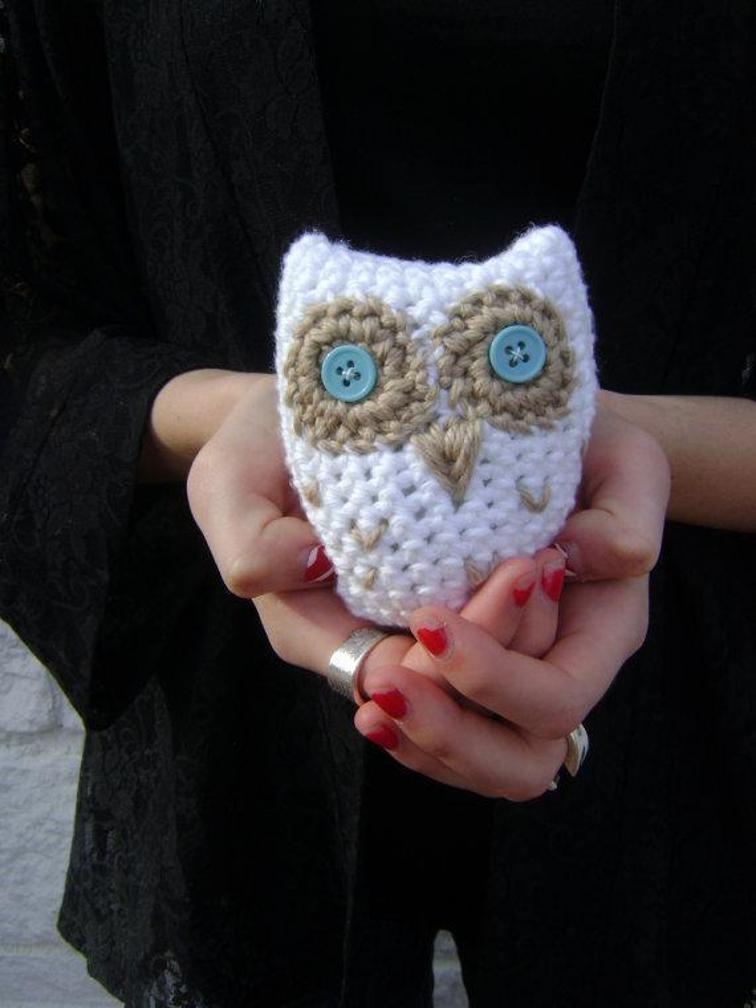 Hoot Owl Crochet Pattern