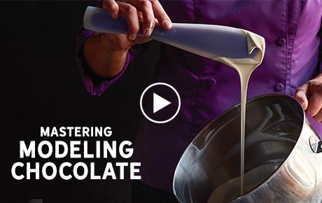 Mastering Modeling Chocolate