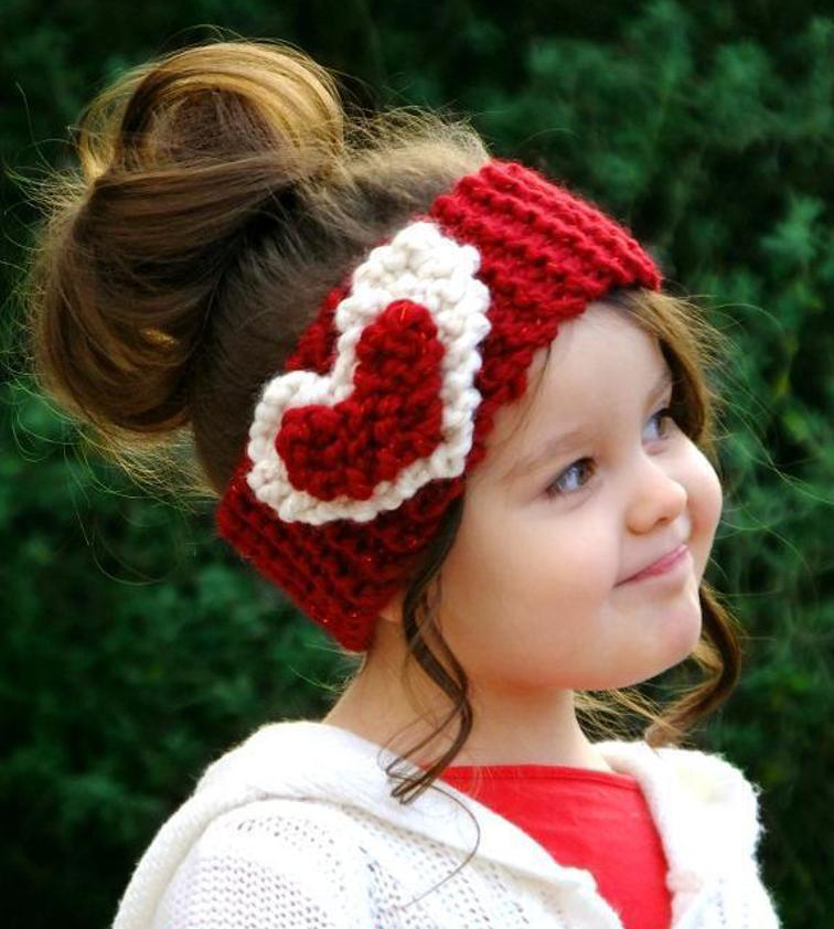 Heart Headwarmer