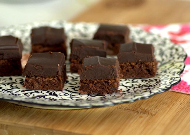 How to Make Indulgent Chocolate Truffle Brownies