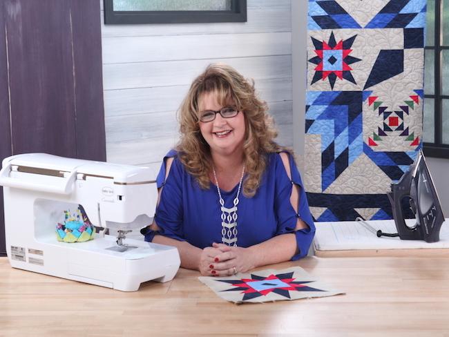 Nancy McNally in Bluprint Studio