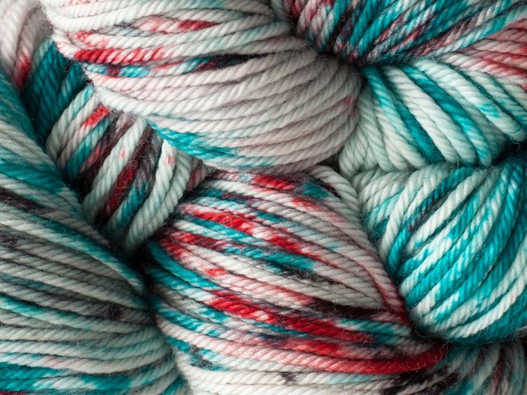 Cloudborn Superwash Merino Worsted Yarn