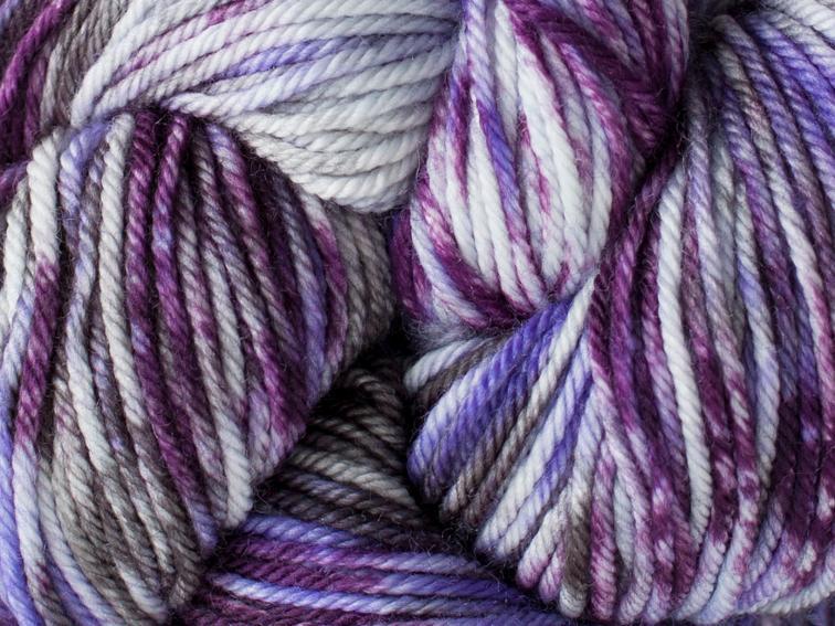 Cloudborn Superwash Merino Hand Dyed Yarn