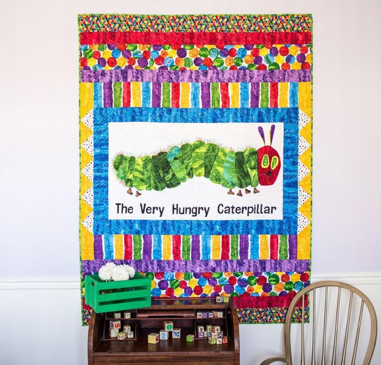 My Fuzzy Friend Quilt Kit