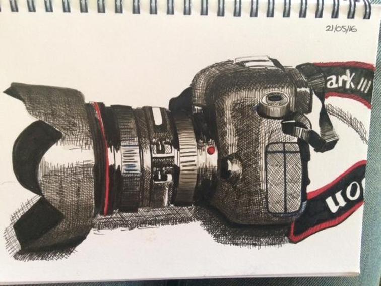Camer Drawing