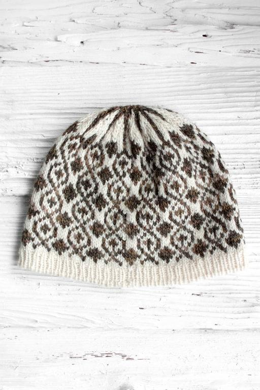 Schulyer Knit Hat Pattern