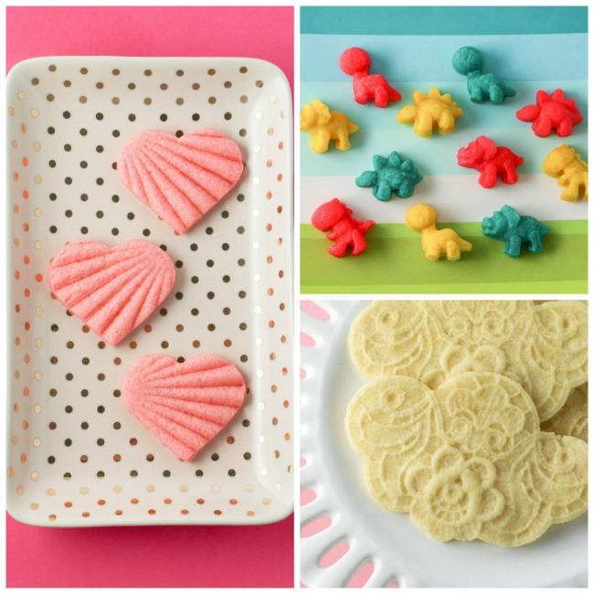 3 Ways to Make Molded Sugar Cookies