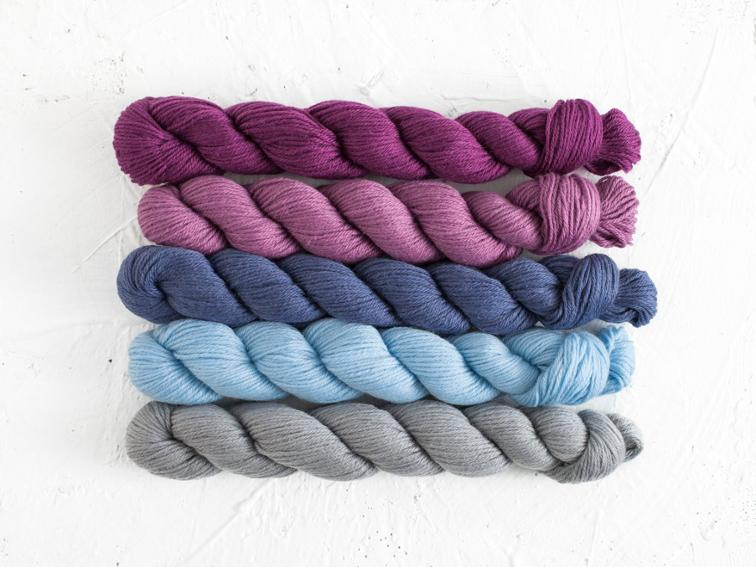 Cloudborn Merino Superwash Sock Twist Mini Sets