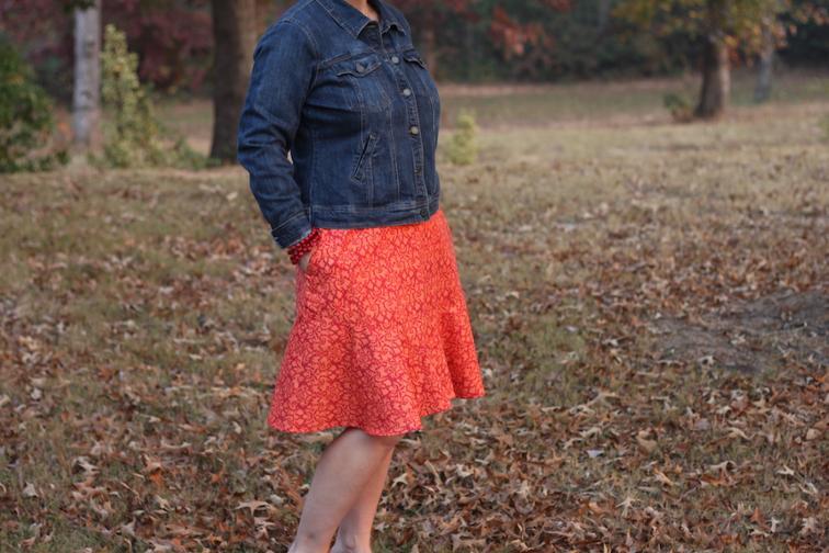 Vientiane Skirt Sewing Pattern