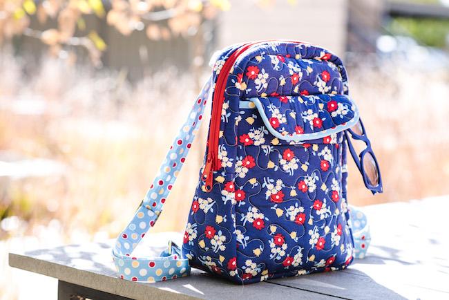 Sew Sturdy: The Essential Backpack