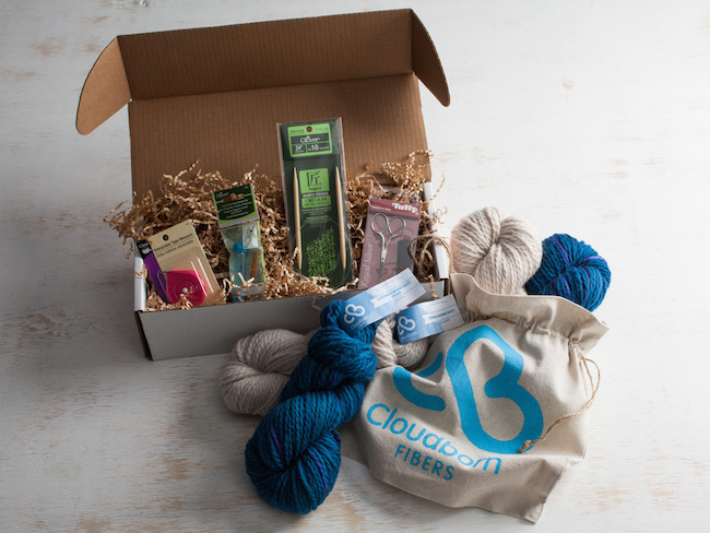 Bluprint's Gift of Craft Knitting Prize Package