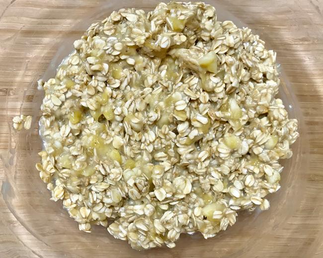 add oats