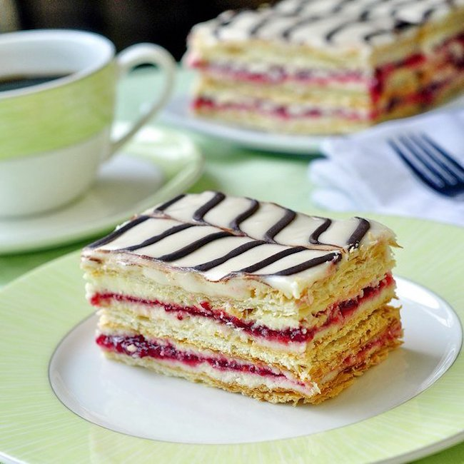 Mille-Feuille by Rock Recipes