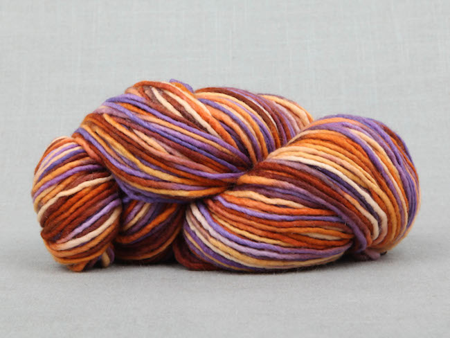 Manos del Uruguay Maxima and Maxima Space-dyed Yarn