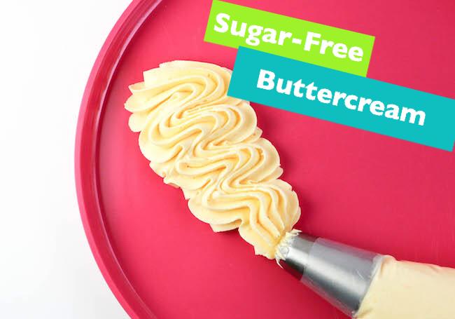 Sugar-Free Buttercream