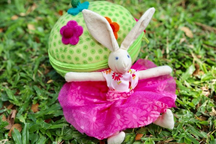 Daisy the Bunny Sewing Pattern