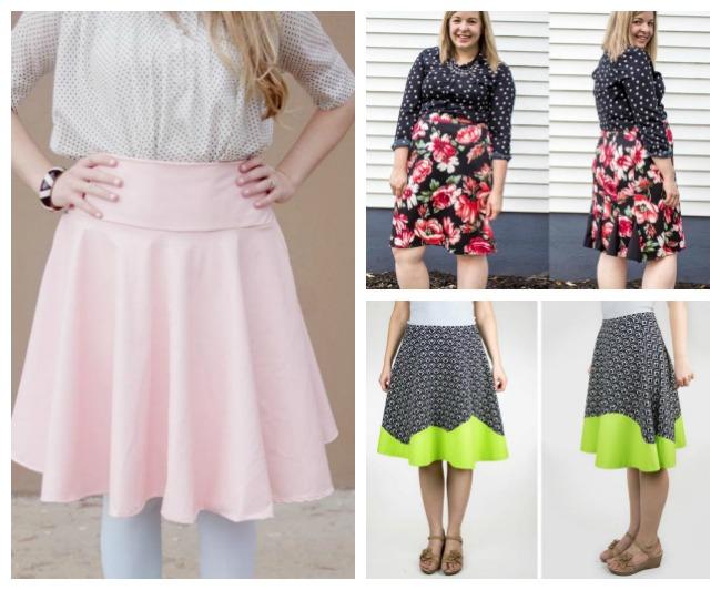 Plus Size Skirt Patterns